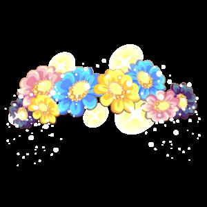 奥比岛荧光花花桂冠超级绝版图鉴