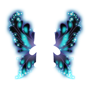 奥比岛暗夜幽香荧光翅超级绝版图鉴