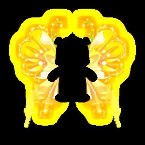 奥比岛兰月争辉荧光翅超级绝版图鉴