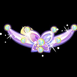 奥比岛公主蝴蝶额饰超级绝版图鉴