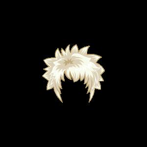奥比岛银灰刺猬短发超级绝版图鉴