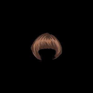 奥比岛亚麻色bob头超级绝版图鉴
