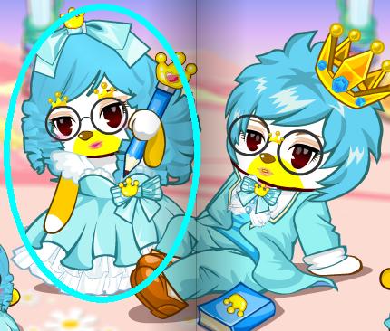 四个星露; 游戏奥比岛装扮; 湖蓝公主图片那位给一下?